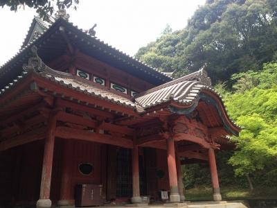 唐津城から多久聖廟 064