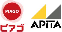 ピアゴ、アピタのロゴ