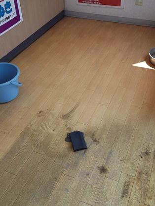 床磨き (1)