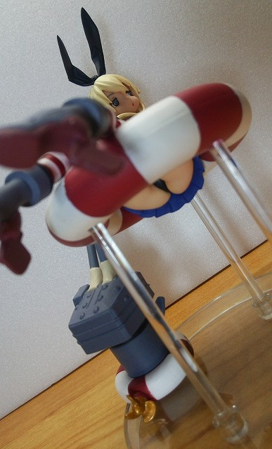 タイトー プライズ 艦隊これくしょん  艦これ 島風 ぜかまし 連装砲ちゃん フィギュア  01