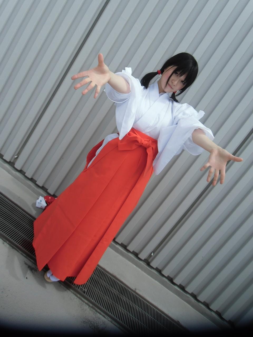 神代小蒔( 咲-Saki- ) C86 コミケ コスプレ04