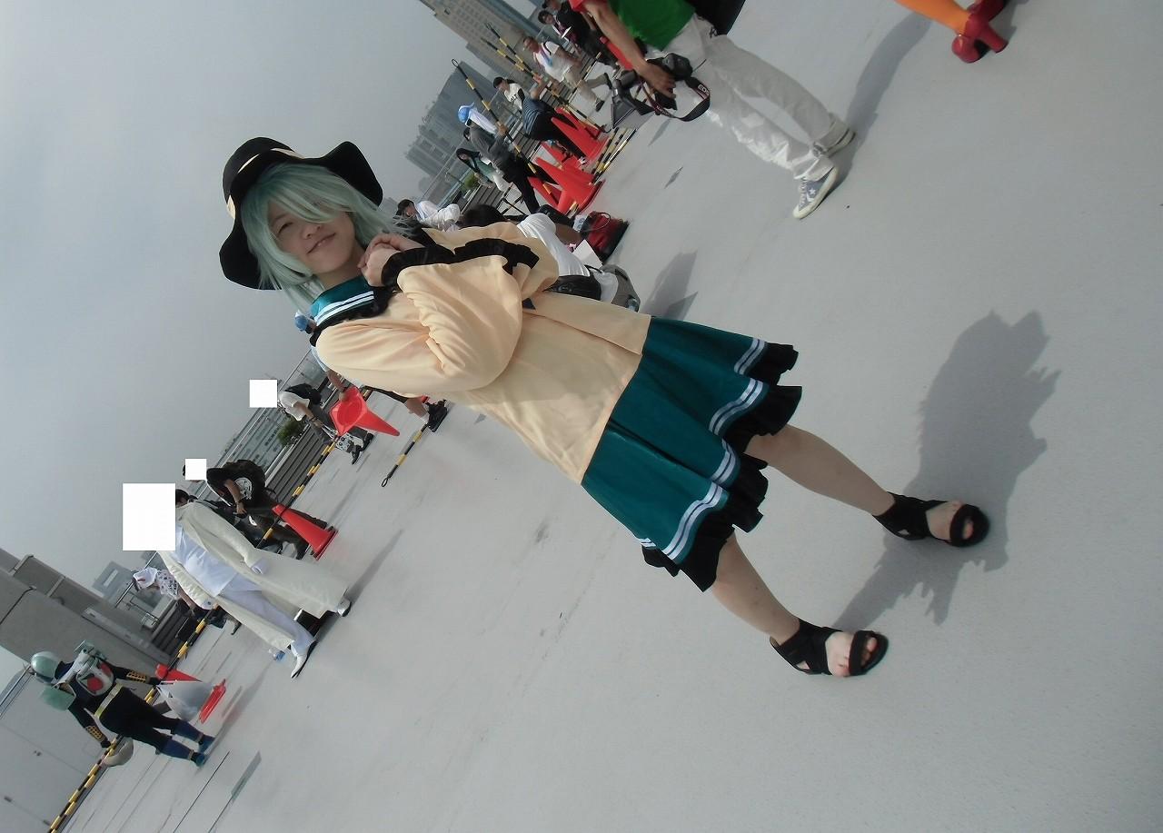 古明地こいし(東方Project 東方地霊殿) C86 コミケ コスプレ02