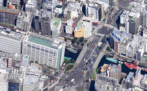 日本東京都台東区浅草橋 - Google マップ-50001