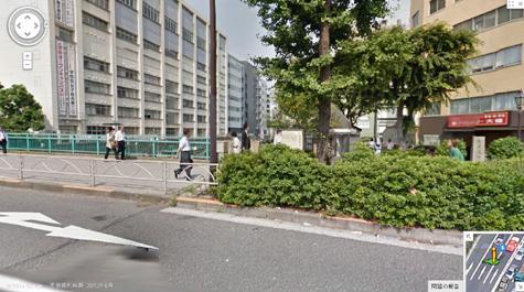 日本東京都台東区浅草橋 - Google マップ0001