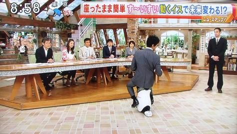 画像ー218ゴルフ・15歳・勝みなみさん&ホンダの動く椅子 024-2
