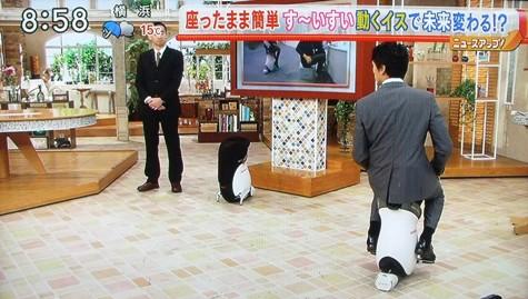 画像ー218ゴルフ・15歳・勝みなみさん&ホンダの動く椅子 026-2