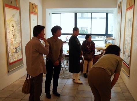 画像ー221銀座画廊・宥惠先生個展 033-2