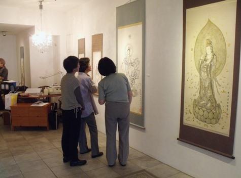 画像ー221銀座画廊・宥惠先生個展 037-2