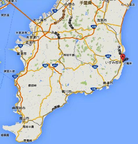 日本千葉県いすみ市大原11497 大原水産加工業協同組合 - Google マップ0001-2