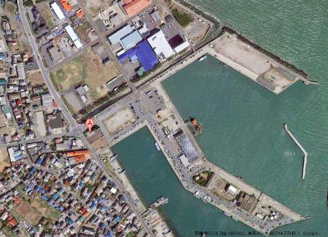 日本千葉県 大原漁港 - Google マップ-70001-2