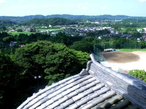 画像ー243大多喜城と薬医門 031-2