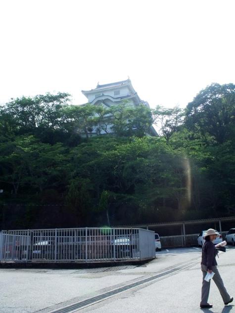 画像ー243大多喜城と薬医門 081-2