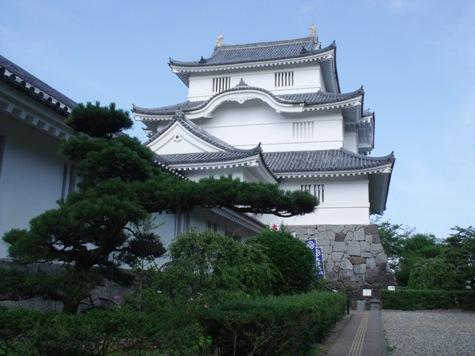 画像ー243大多喜城と薬医門 091-2