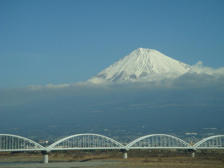 富士山・富士川から