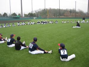 2014野球教室1