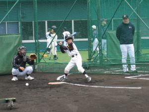 2014野球教室3