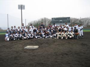 2014野球教室5