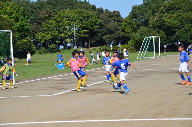 練習試合20140921