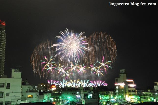2014古河花火大会4