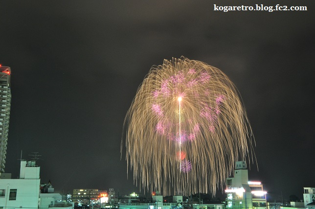 2014古河花火大会5