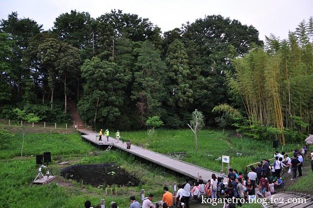 野木町ホタル観賞会