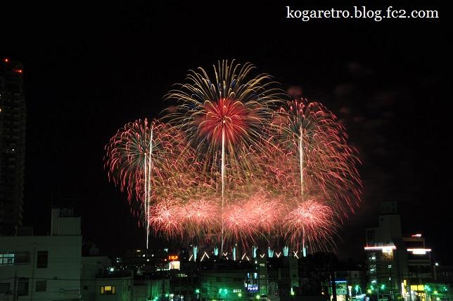 古河の花火大会3