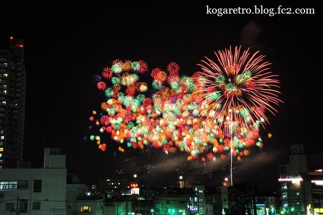 古河の花火大会5
