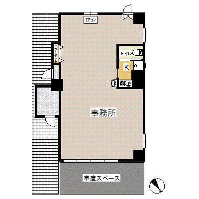 梅舟ビル大井5丁目事務所
