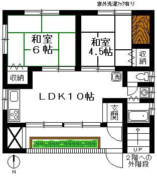 第7マンション101