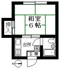 宏和ハイツ302