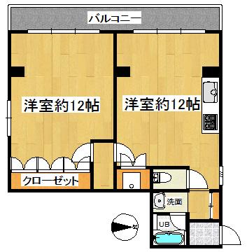 YKマンション201
