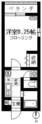 メゾンド・フジ101