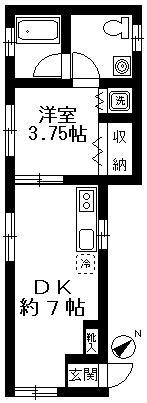 関コーポ101