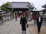 道隆寺でblog