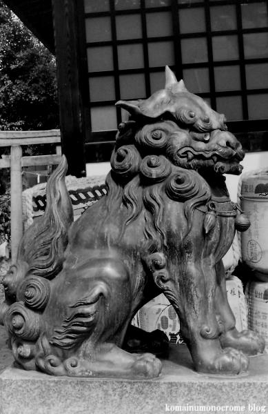 八坂神社・下の宮(大阪市大正区三軒家東)3