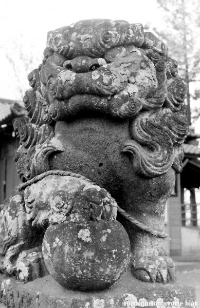 林神社(所沢市林)4
