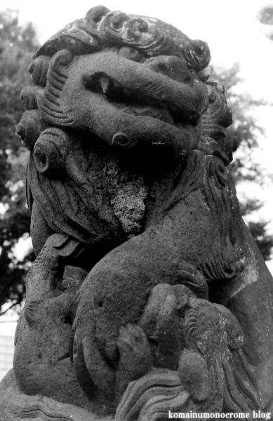 氷川神社(練馬区高野台)2