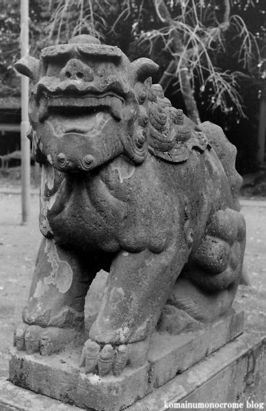 北野天神社(所沢市小手指元町)1