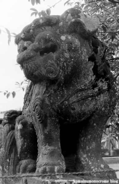 熊野神社(所沢市西新井町)4