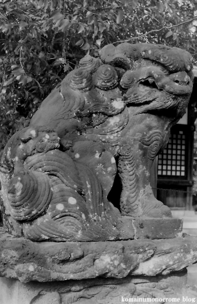 熊野神社(所沢市西新井町)3