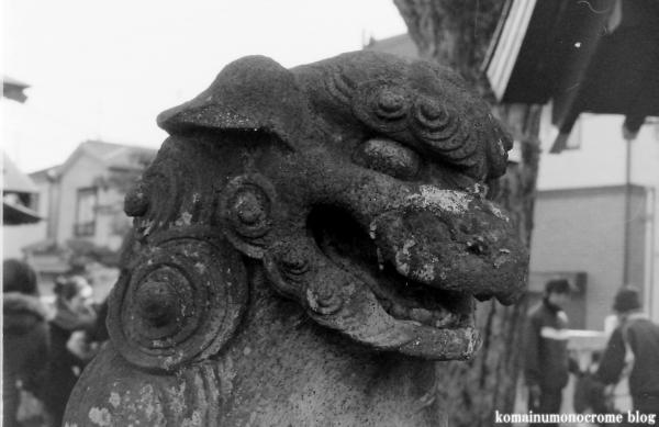 豊田神社(江戸川区東瑞江)2