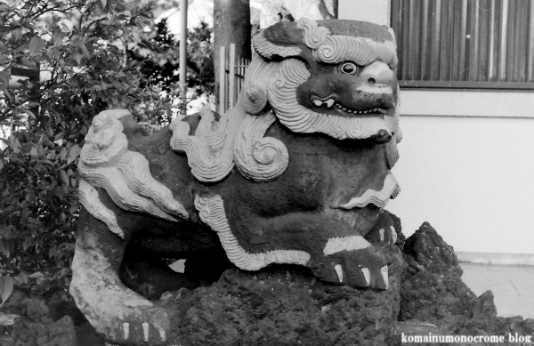 天祖神社(江戸川区南篠崎町)3