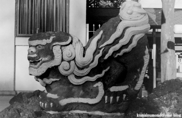 天祖神社(江戸川区南篠崎町)1