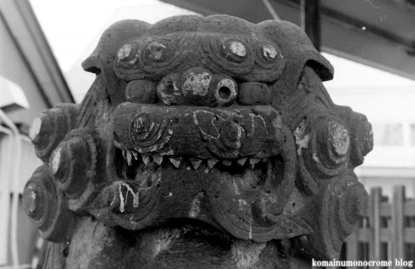 宝永稲荷神社(江戸川区北葛西)4
