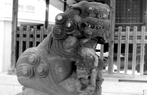 宝永稲荷神社(江戸川区北葛西)3