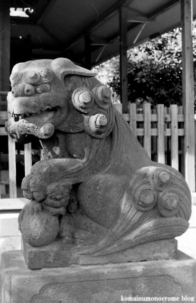 宝永稲荷神社(江戸川区北葛西)1