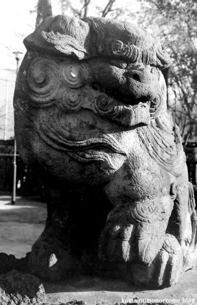 豊田神社(江戸川区東瑞江)6
