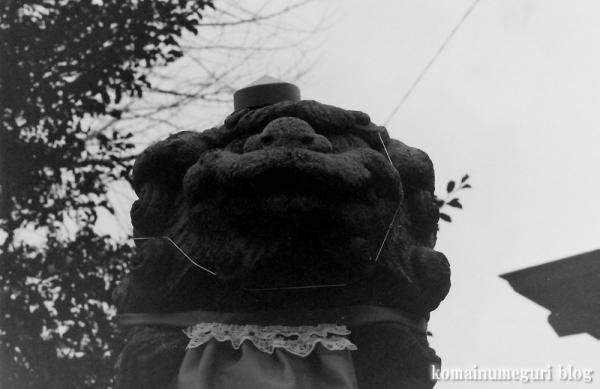 福島神社(昭島市福島町)4