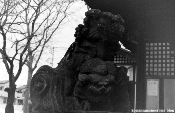 中神熊野神社(昭島市中神町)3