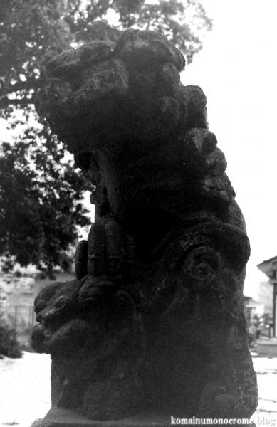 中神熊野神社(昭島市中神町)4